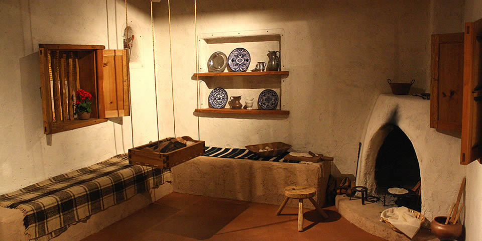 An image from New Mexico Colonial Home – Circa 1815